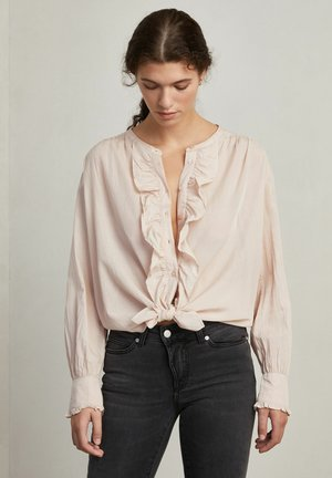Skjorta - rose dust