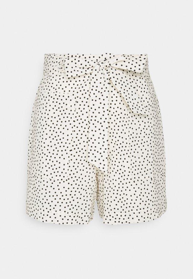 OBJNOUR - Shorts - sandshell