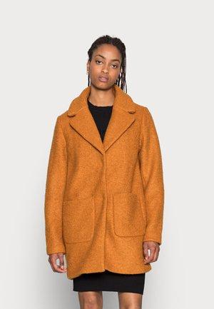 STIPA  - Classic coat - sudan brown