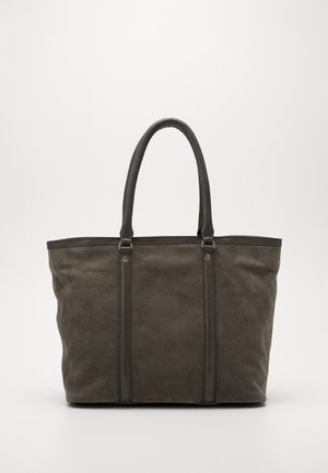 Tote bag - gun grey