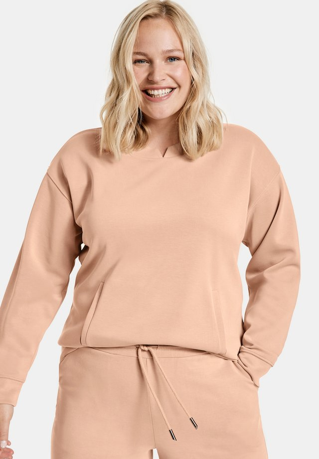 Sweater - light tannin brown