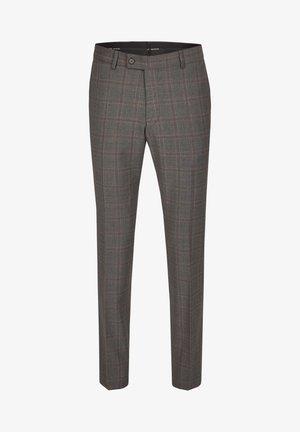 DH-XTENSION - Suit trousers - grau
