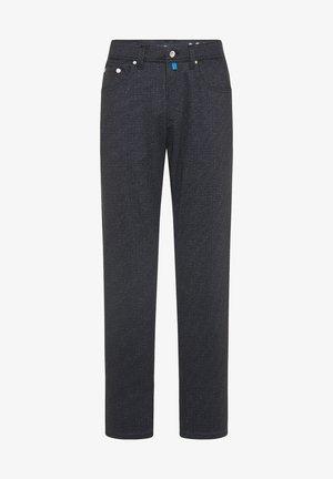 LYON - Trousers - granat