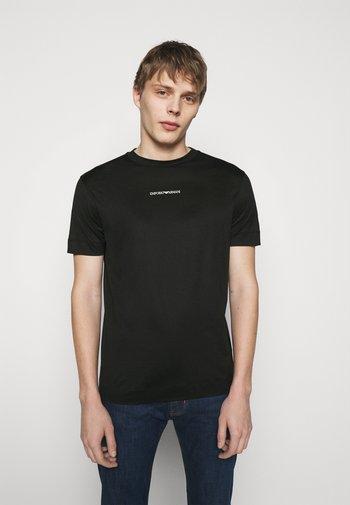 EXCLUSIVE  - Basic T-shirt - black