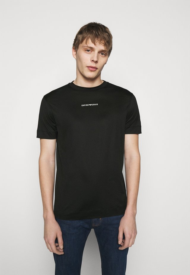 EXCLUSIVE  - T-shirt basic - black