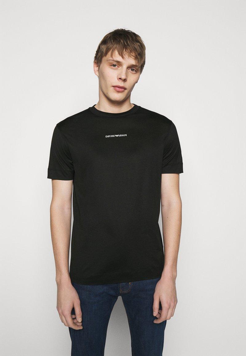 Emporio Armani - EXCLUSIVE  - T-shirt basic - black