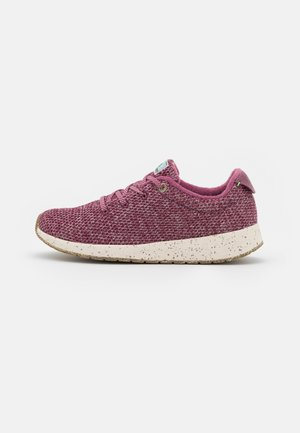 BOBS EARTH - Sneakersy niskie - raspberry