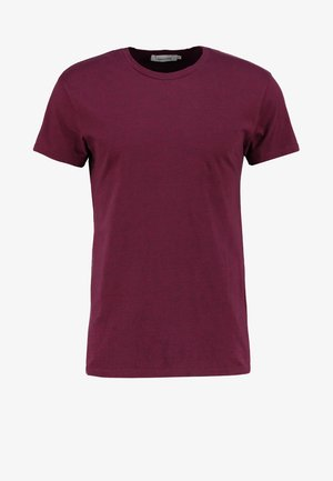 KRONOS STRIPE - T-shirts print - rumba red