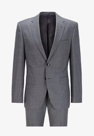 JECKSON/LENON2 - Suit - silver