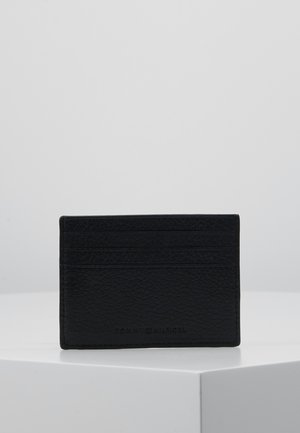 DOWNTOWN HOLDER - Business card holder - black