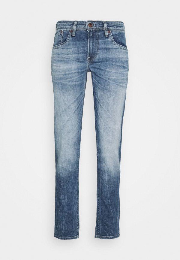 Pepe Jeans HATCH - Jeansy Slim Fit - denim/niebieski denim Odzież Męska YVGO