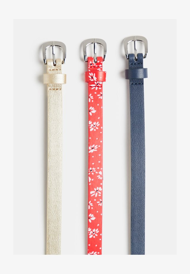 3 PIECE PACK - Riem - multi-coloured