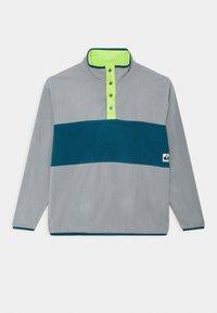 Quiksilver - IACU POLAR YOUTH - Fleece trui - blue coral - 0