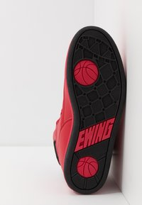 Ewing - 33 HI - High-top trainers - chinese red/black/white - 4