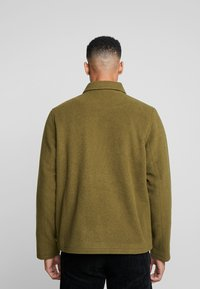 Weekday - AVON JACKET - Light jacket - khaki - 2