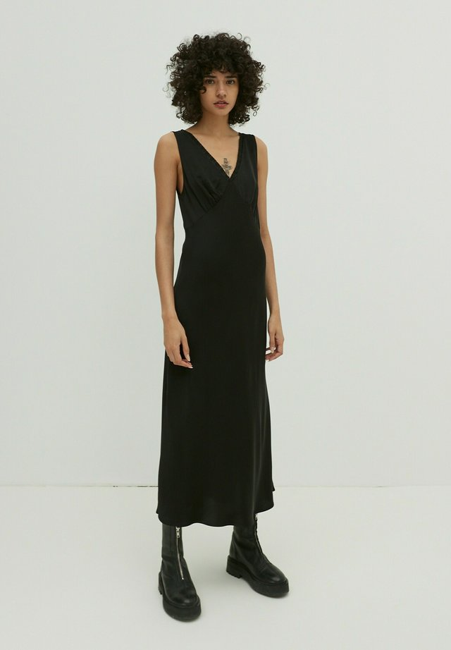 MARGO - Day dress - schwarz