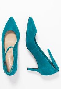 Tamaris - Avokkaat - turquoise - 3