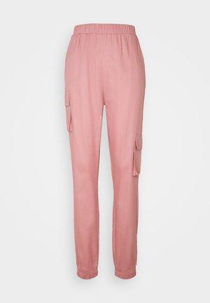 Pantaloni - dusky pink