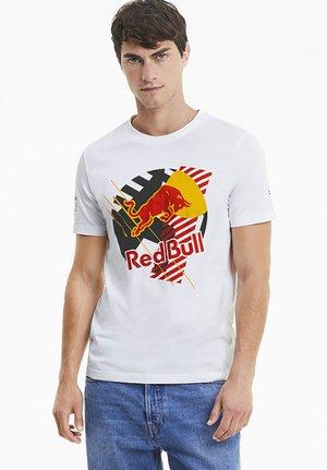 RED BULL - T-Shirt print - white