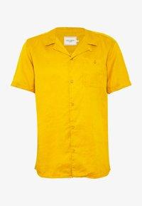LAURENT - Overhemd - golden spice yellow