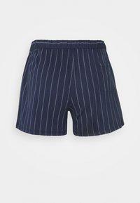 Lauren Ralph Lauren - SEPARATE BOX SHORTS - Pyjama bottoms - navy - 1