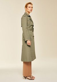 IVY & OAK - IVY & OAK - Trenchcoat - sage green - 4