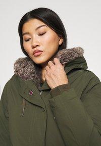 Canadian Classics - LANIGAN TECH - Zimní kabát - army - 6