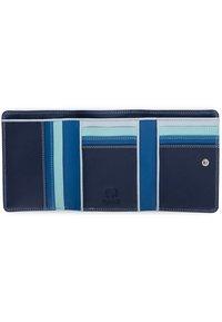 Mywalit - MEDIUM TRI FOLD - Wallet - mottled dark blue - 2