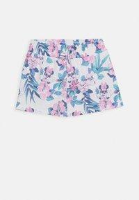 GAP - TODDLER GIRL SMOCKED  - Shorts - blue - 1