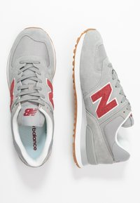 New Balance - 574 - Baskets basses - grey - 1