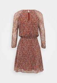NAF NAF - Day dress - euti orange - 1