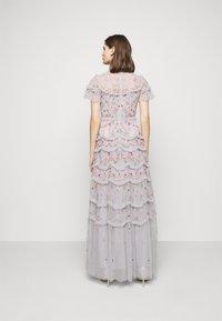Needle & Thread - ELSIE RIBBON GOWN - Společenské šaty - crystal blue - 2