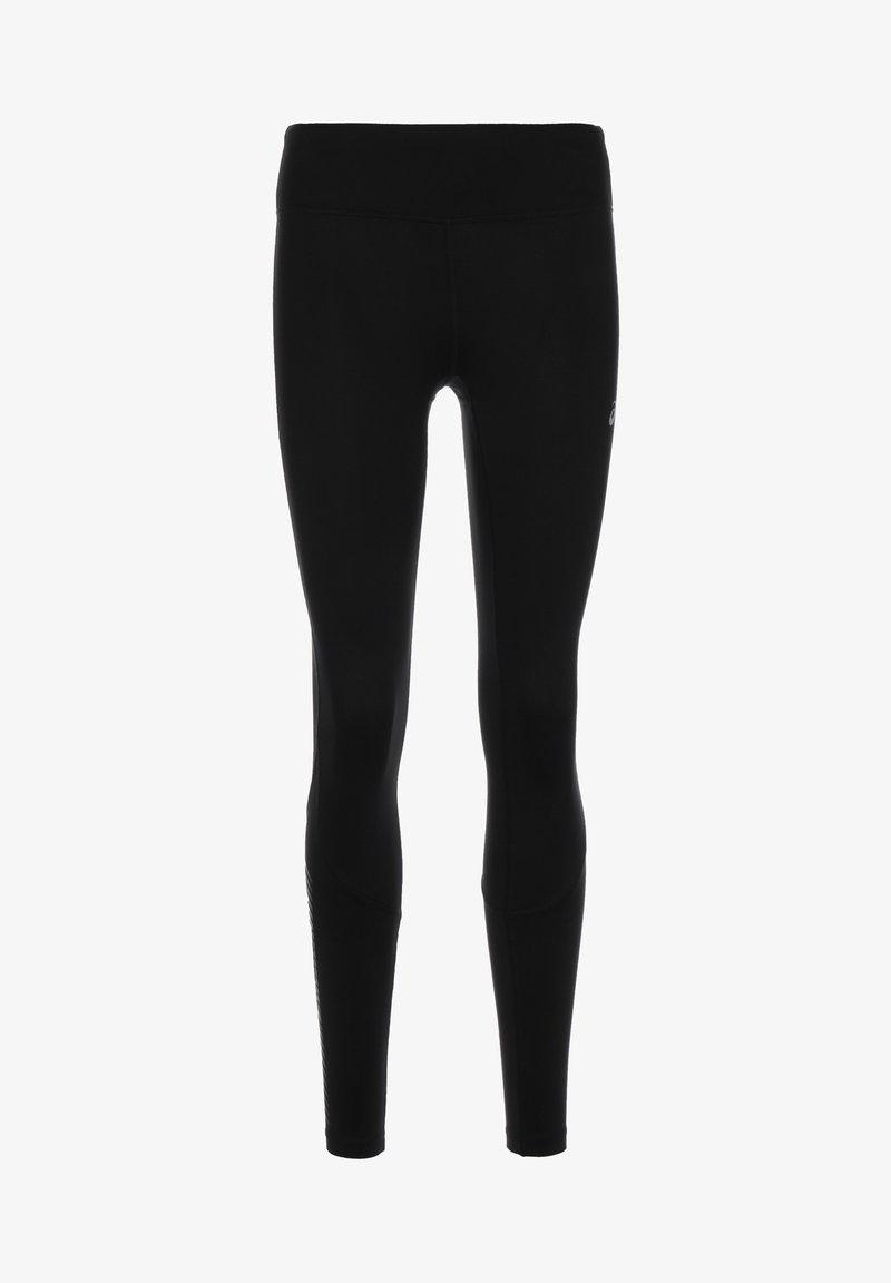 ASICS - ICON TIGHT - Leggings - performance black / carrier grey
