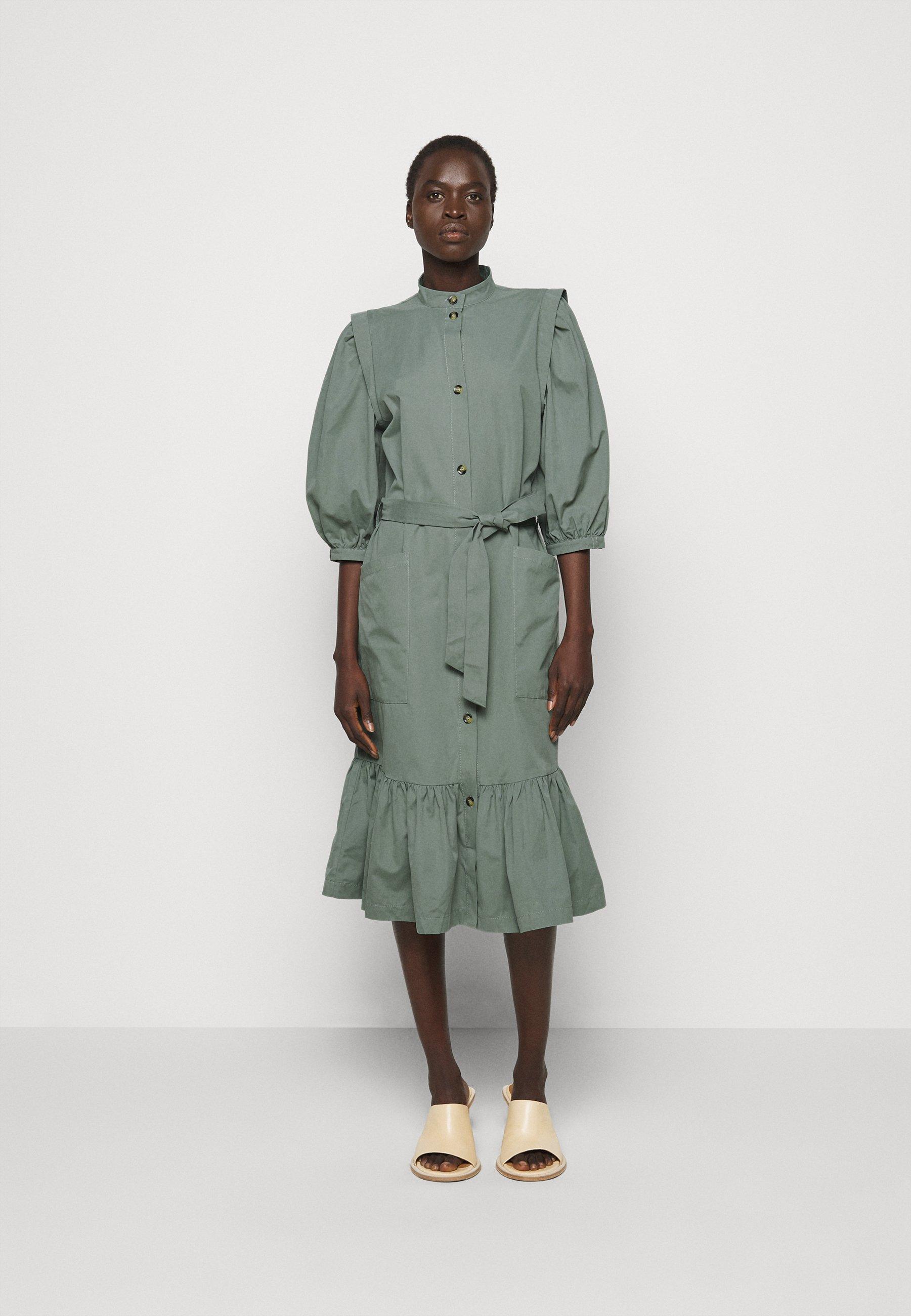 Women BASIL GALLIANA DRESS - Shirt dress