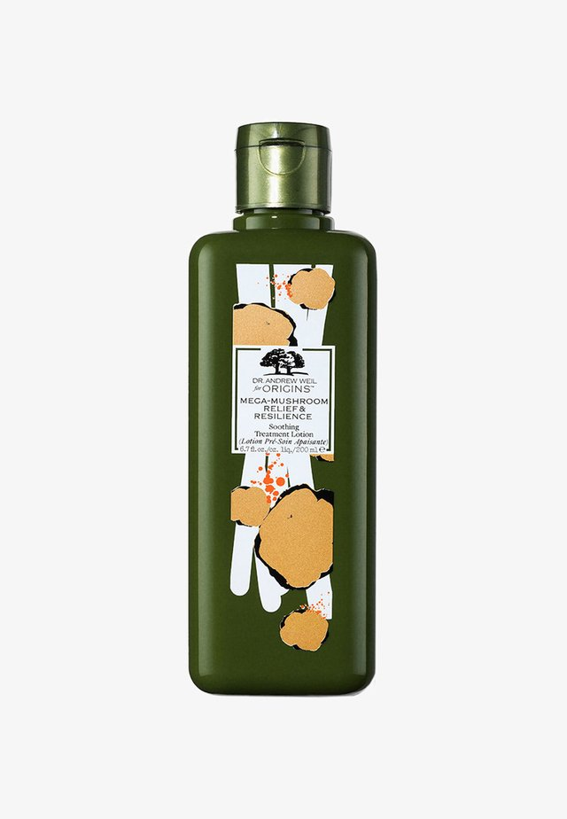 DR. ANDREW WEIL FOR ORIGINS™ MEGA-MUSHROOM RELIEF & RESILIENCE SOOTHING TREATMENT LOTION - Face cream - -