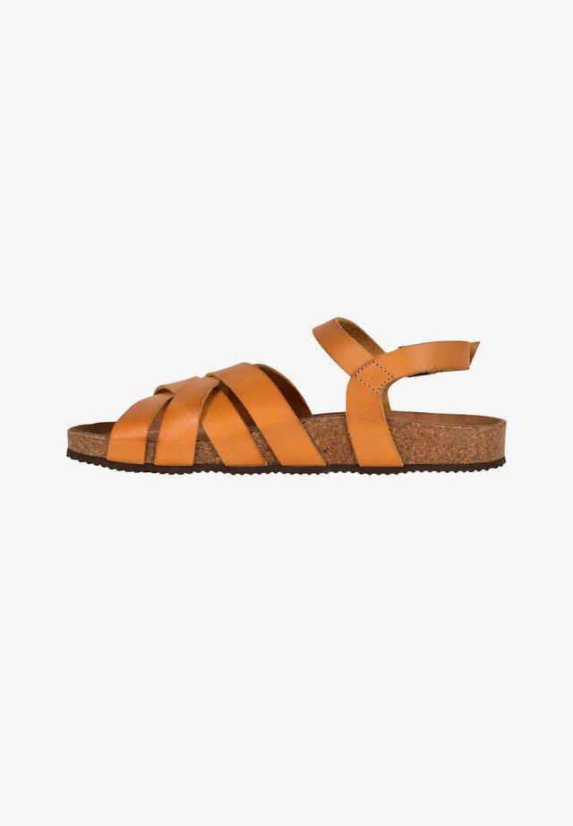 CASSIE  - Sandals - ochre
