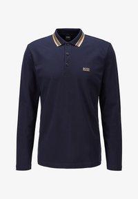 BOSS - PLISY - Poloshirt - dark blue - 4