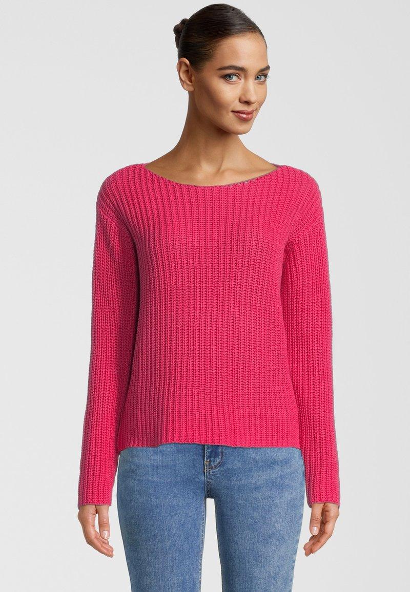 Frogbox - Pullover - pink