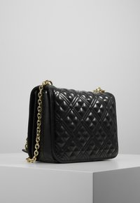 Love Moschino - BORSA - Sac à main - black - 2