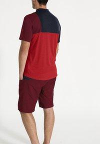 Vaude - QIMSA  - Outdoor shorts - carmine - 1