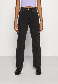 Dr.Denim - ECHO - Jeans straight leg - concrete black - 0