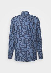 MARCESO - Shirt - blue