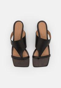 By Malene Birger - KATH - T-bar sandals - black - 4