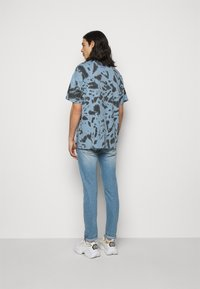 Versace Jeans Couture - TINTO - Print T-shirt - blue - 2