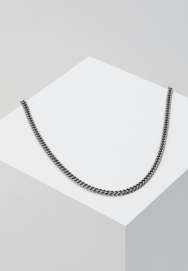 Collier - silver-coloured