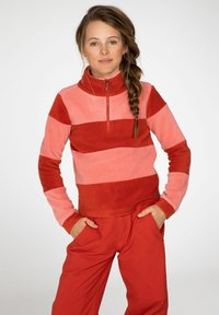 Protest - YOKI - Fleece jumper - rocky - 0