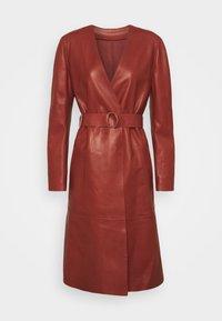 Bally - LUX COAT - Classic coat - spice - 6