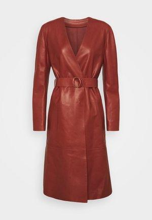 LUX COAT - Zimní kabát - spice