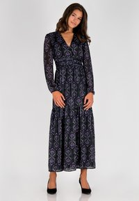 one more story - Maxi dress - schwarz-multicolor - 0
