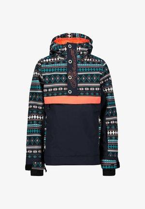 FRIDA-R JR - Snowboard jacket - nachtblau